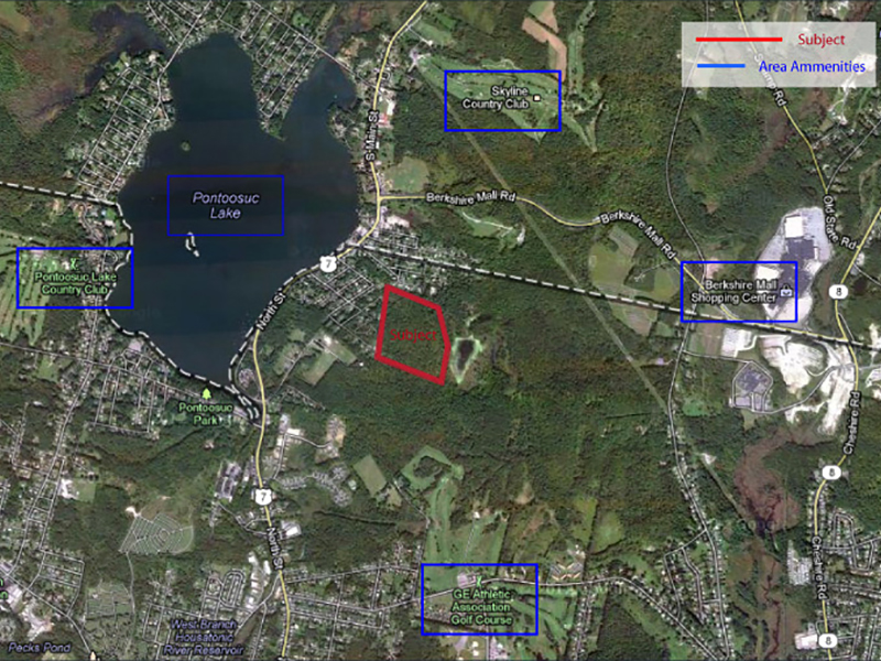 Building Lot For Sale In The Berkshires, Land For Sale For Sale Pittsfield MA